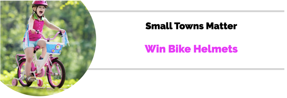 Small Towns Matter Giveaway