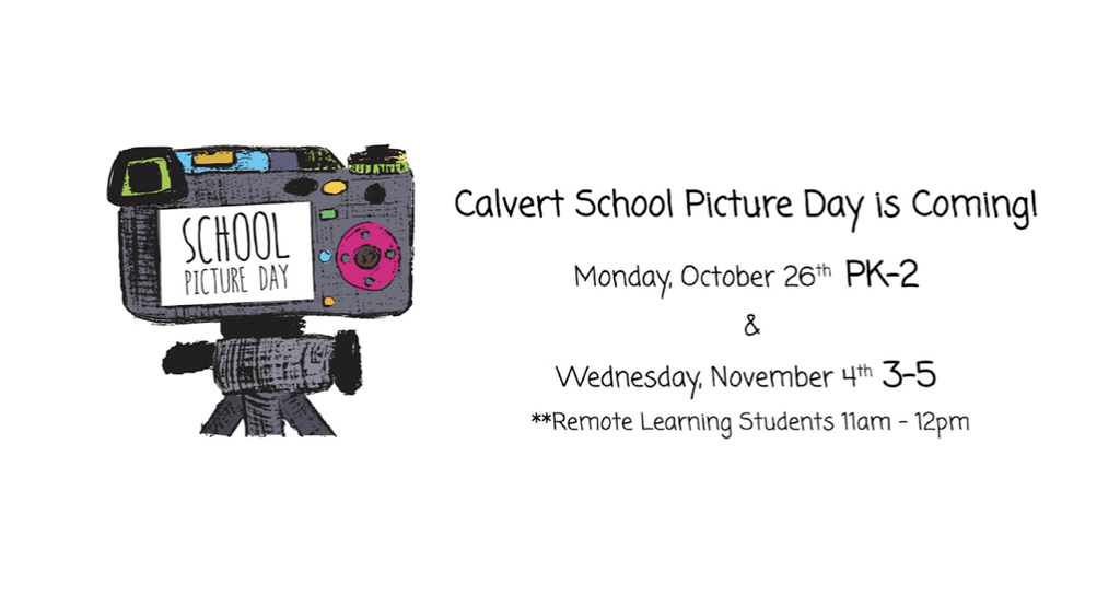 Calvert School Pictures