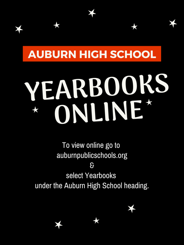 AHS yearbooks can be viewed online.