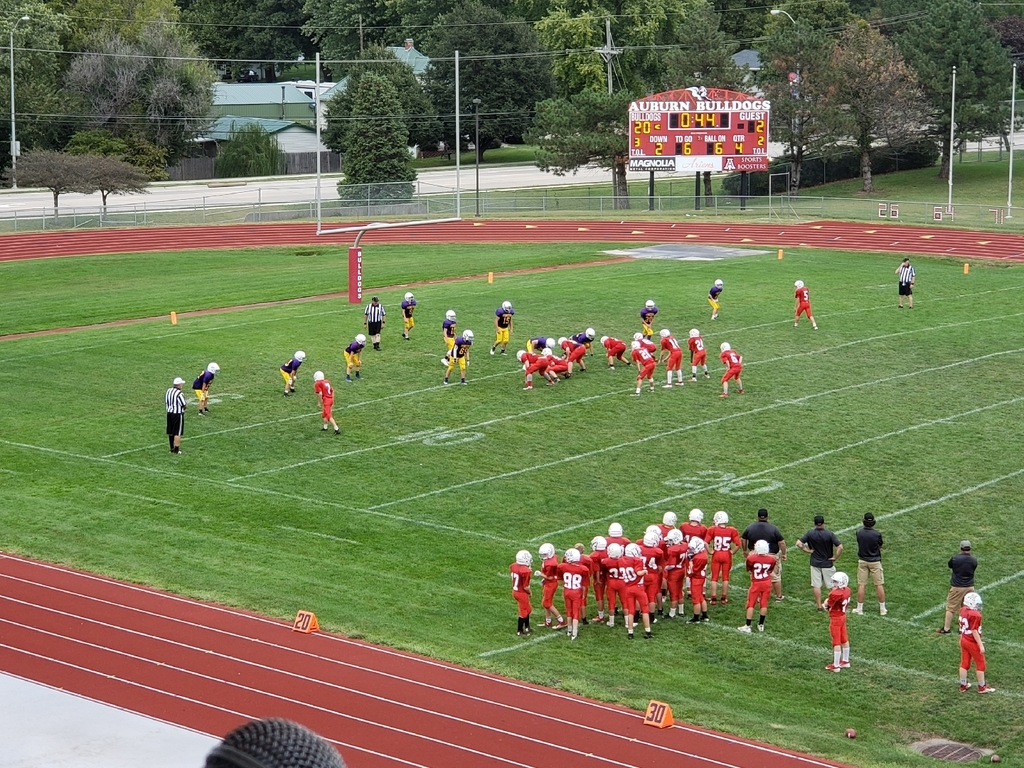 JH FB vs Nebraska City