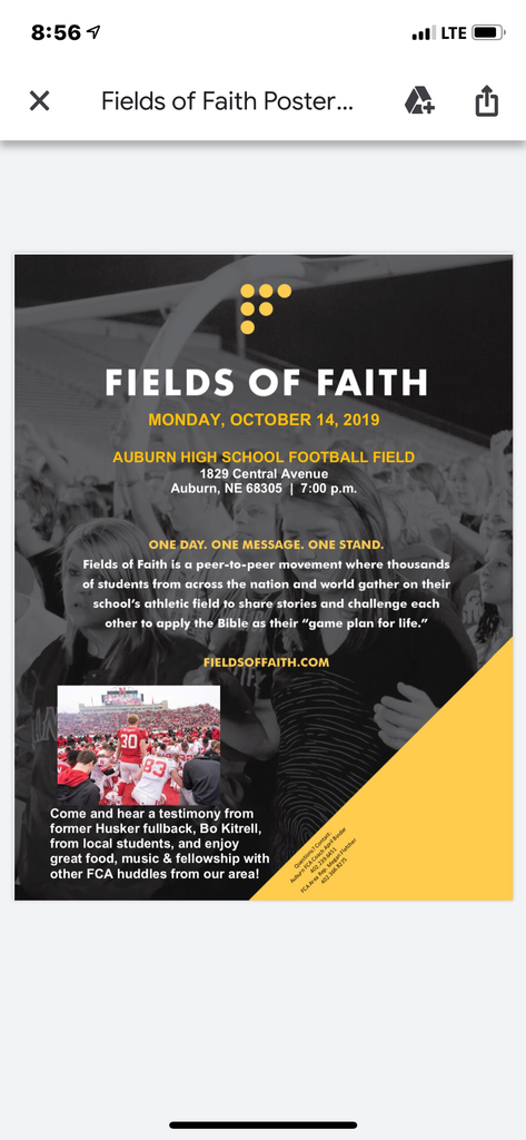 Fields if Faith