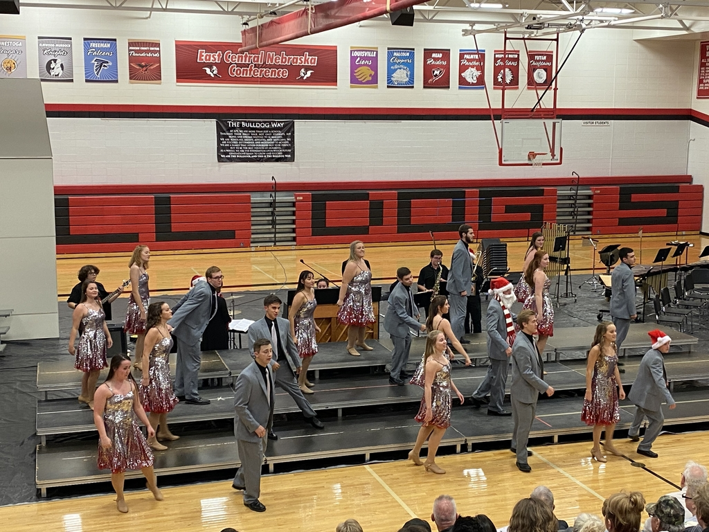 "APS ""Rhythm In Red"" Show Choir"