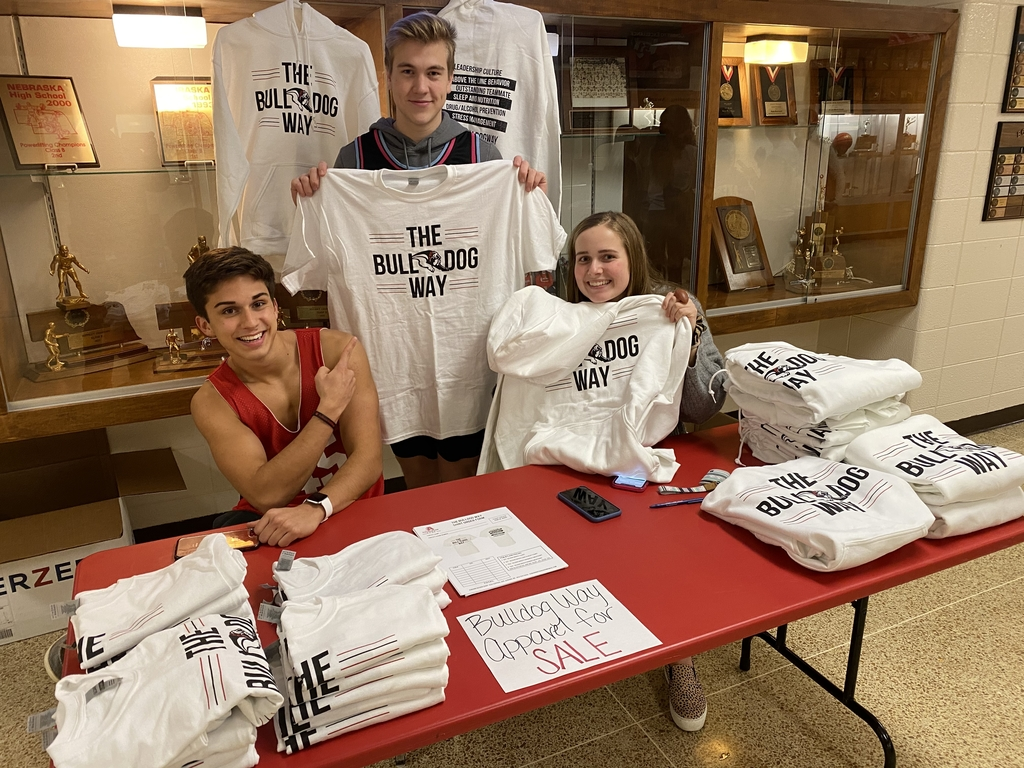 """The Bulldog Way"" apparel is on sale!"