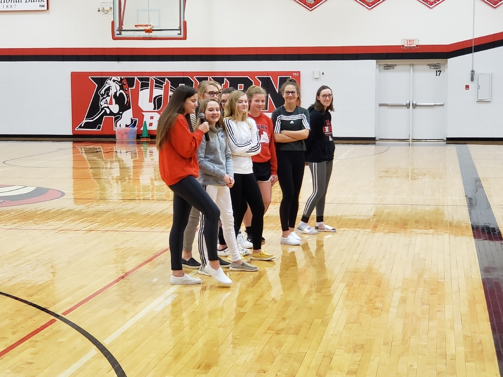 MS Pep Rally - GBB